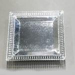 Fine Silver Plated Centerpiece 10.5″ Square