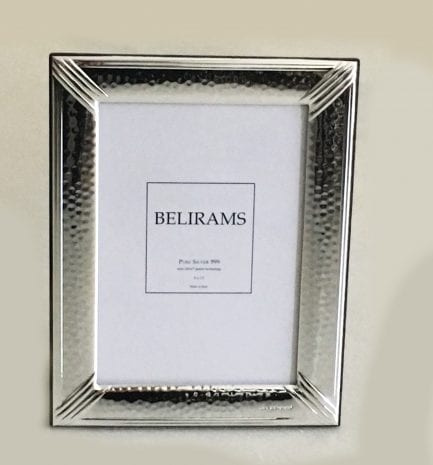 Real Silver Photo Frame with price | 9×13 cm Photo Size