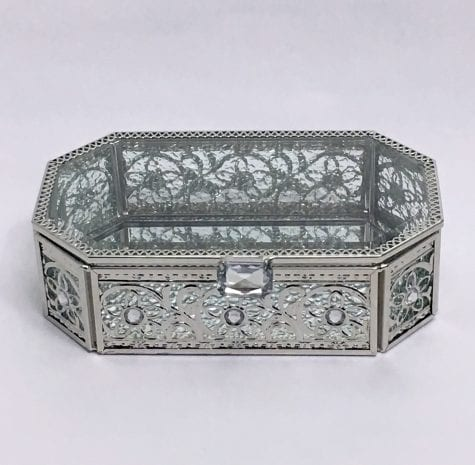 Unique Silver Plated Box Gift with price … 7.7 inch