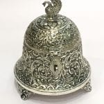Buy Silver Plated Antique Box – 7 inch