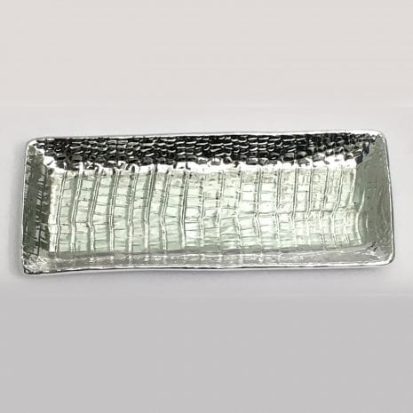Fine Silver Dish Gift Rectangle – 10 Inch