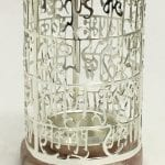 Buy Silver Plated Candle Stand or Tealight Holder 4.2″