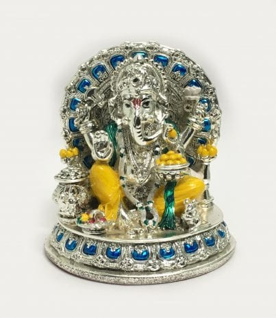Best Silver Ganesha Idol with price – 5 inch Height