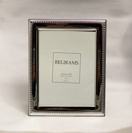 Best Silver Photo Frame | 18×24 cm photo size