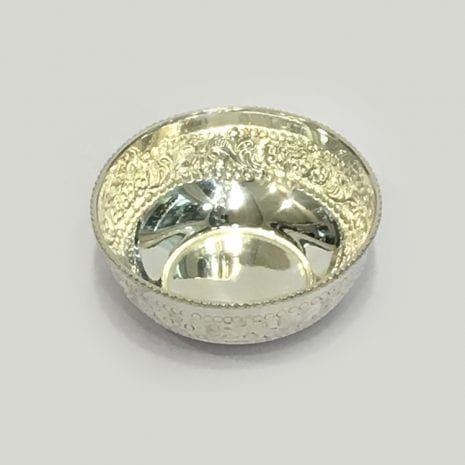 Buy Pure Silver Bowl Gift Online – 3.5 Size