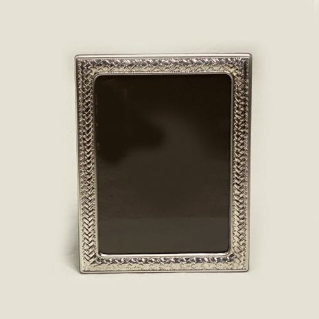 Buy Silver Photo Frame Gift | 13×18 cm photo size