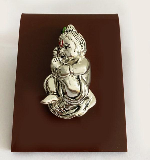 Bal Krishna Toe Thumb in Mouth   5.2 Inch
