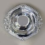Silver Dish Embossing work | 6″