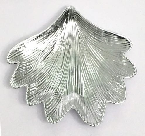 Buy Silver Shell Dish – 999 Argento Sputtering – 9 Inch