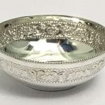 Unique Silver Bowl Gift – 6 Inch Size