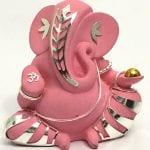 Best Silver Ganesh Sculpture Gift Online – 3.2 Inch Height