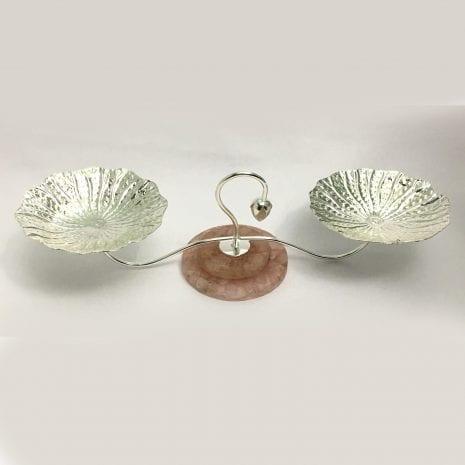 Best Silver Plated Centerpiece Gift Online