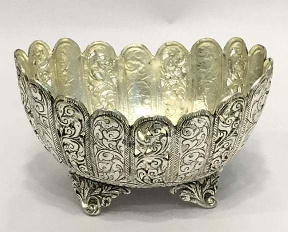 Buy Antique Silver Plated Centerpiece Gift – 7  Inch