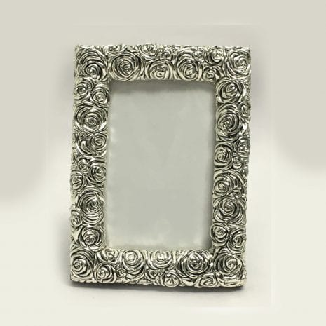 Best Silver Photo Frame Design – Small Size