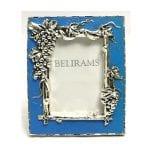Unique Silver Grape Photo Frame Gift