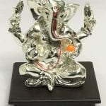 Pure Silver Ganesh Murti with Price Online
