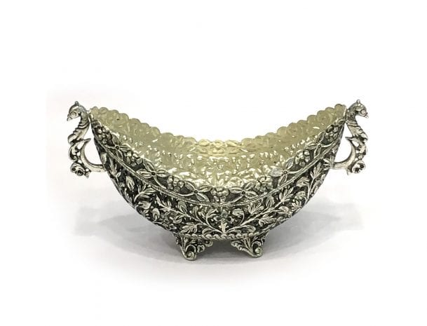 Buy Antique Silver Plated Centerpiece gift – 9.5 Inch