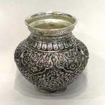 Small Silver Plated Kalash or Lota | 4.7″