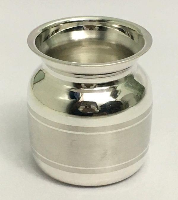 Pure Silver Kalash Gift | 3″