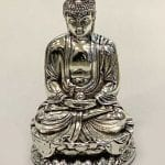 Buy Silver Buddha Statue with Price | 4.7″