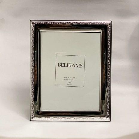 Best Silver Photo Frame   18×24 cm photo size