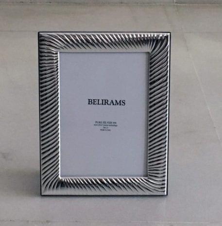 Best Silver Picture Frame Designs   9×13 cm photo size