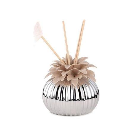 A Swiss Miss Beige Incense Diffuser